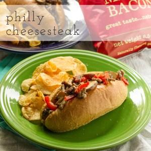 Philly cheesesteak | chattavore