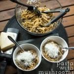 Pasta with Mushrooms