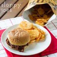 sloppy joes | chattavore