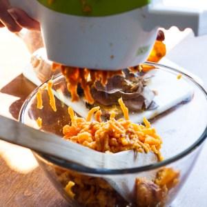 sweet potato & pineapple casserole | chattavore