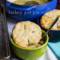 turkey pot pie soup | chattavore