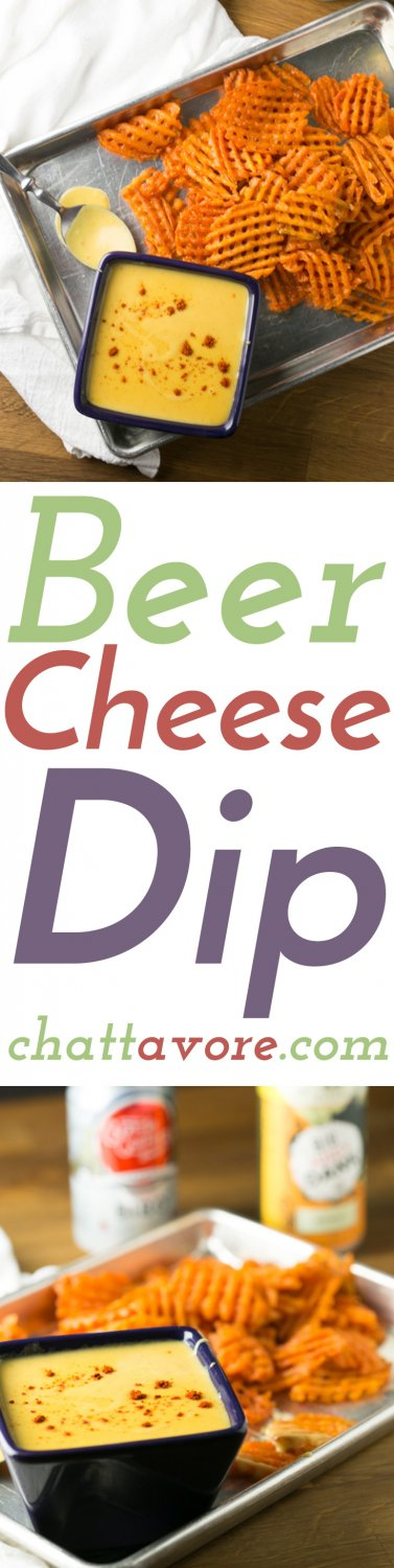 Homemade Beer Cheese is just as rich, delicious, and decadent as the name implies. Not to mention, it's so simple to make it's not worth a trip to buy it! | Recipe from Chattavore.com