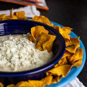 blue cheese fondue | chattavore