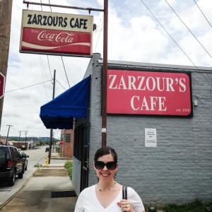 Zarzour's Café on Chattavore
