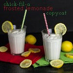 Frosted Lemonade (Chick-Fil-A Copycat)