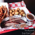 Backyard Barbecue ***Closed***