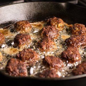 Teriyaki meatballs are everything you love about a meatball in a sweet and sticky sauce!   recipe from chattavore.com