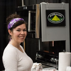 I had an amazing time last weekend cooking at the AllSouth Appliance booth at the 50th Tri-State Home Show! | chattavore.com