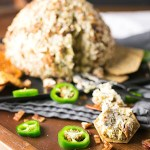 Jalapeño Cheese Ball + Video