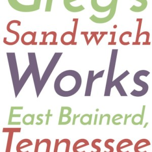 Greg's Sandwich Works is a great restaurant in the Brainerd/East Brainerd area serving sandwiches, hot dogs, salads, baked potatoes, and more!   restaurant review from Chattavore.com
