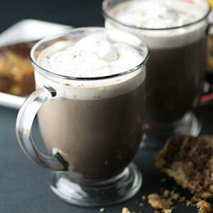 Folgers Coffeehouse Blend makes coffeehouse style drinks like this Mexican hot chocolate mocha so quick and simple to whip up! #shop #cbias #coffeehouseblend #ad   recipe from Chattavore.com