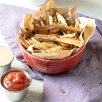Perfect Air Fryer French Fries