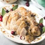 Perfect Instant Pot Turkey Breast