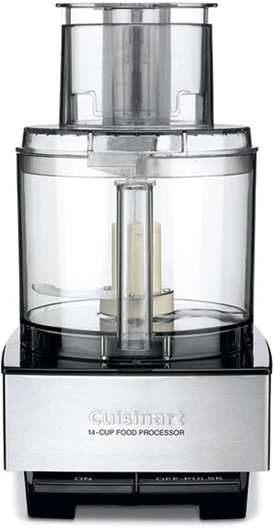 a photograph of a Cuisinart food processor