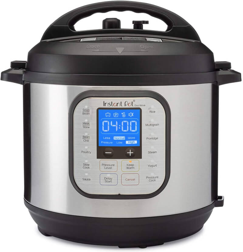 a photograph of an Instant Pot