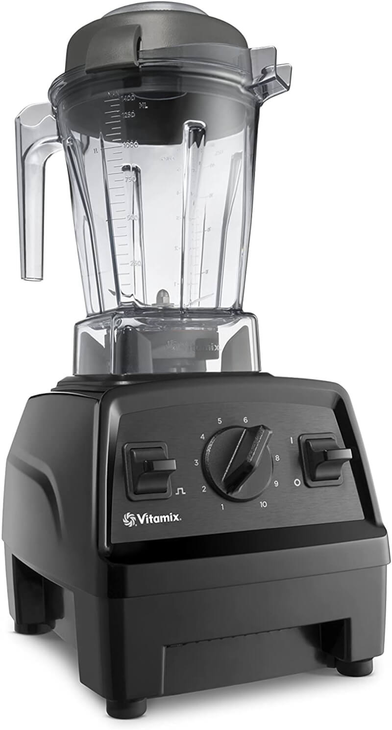 a photograph of a Vitamin blender