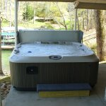 Hideaway Hot-Tub