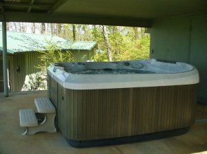Panorama Hot Tub