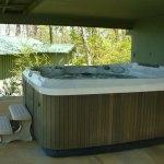 Panorama Hot Tub