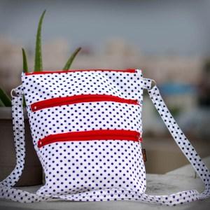Buy Polka Dots Crossbody Bag online
