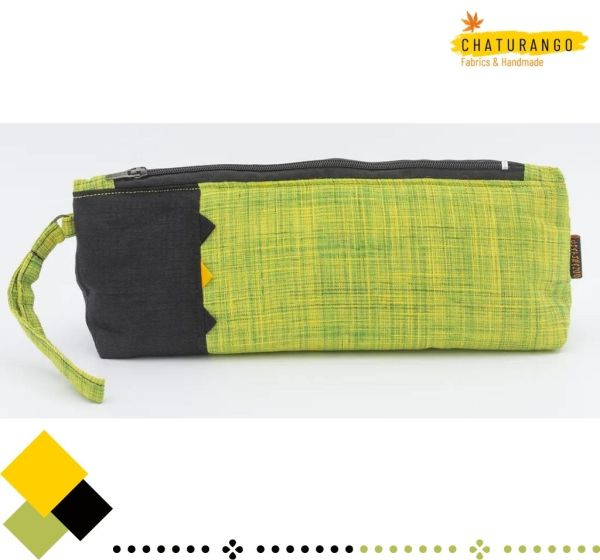 Chaturango - Buy handmade Makeup Pouch for Women Online at best price