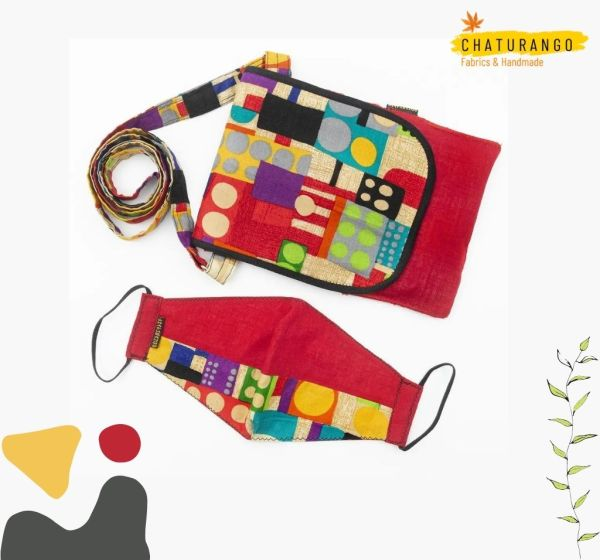 Chaturango - Buy Red Sling bags for Women Online at best price