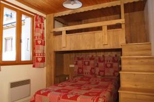 Andagne 1 - Chambre double et lit mezzanine