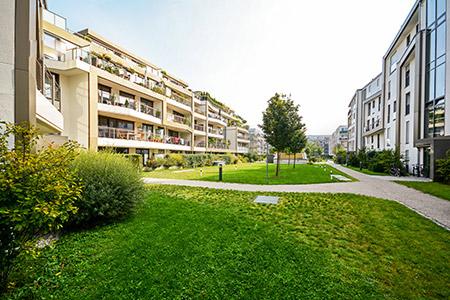 entretien espace vert collectivité et syndic Rennes