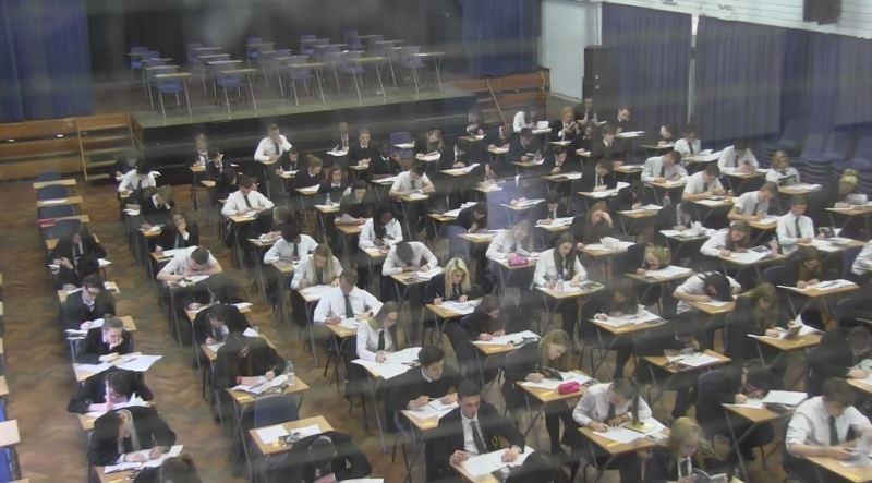 Exams Photo