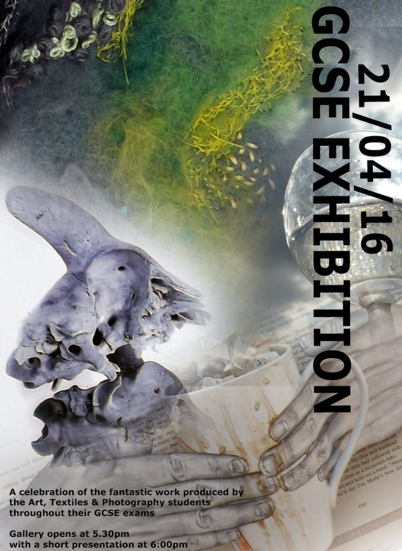 Exhibition Poster 2016