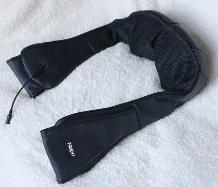 The Best Christmas Gift Idea- Naipo Massager Review