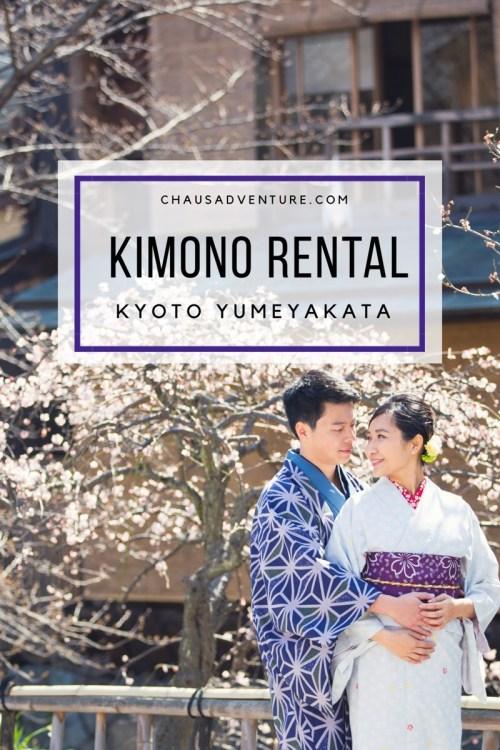 e5c944ac8 Kimono Rental With Kyoto Yumeyakata – Chaus' Adventure
