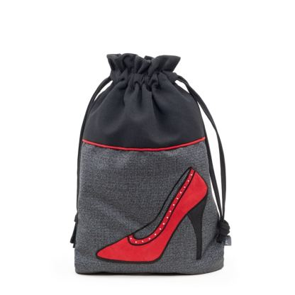 Sac à Chaussures Rouge