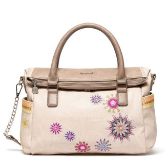 Desigual Bols Alda Loverty Beige