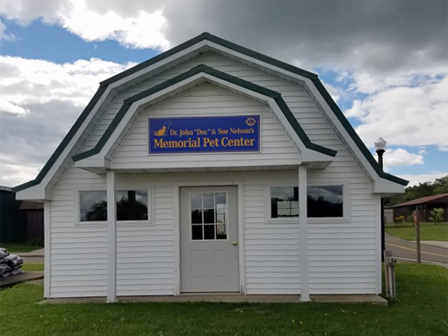 The Lions Club - Memorial Pet Center at the Children's Safety Village