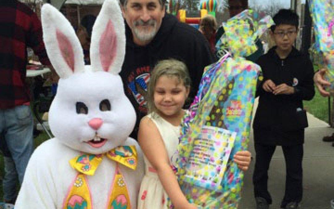 Safety Village Easter Carnival