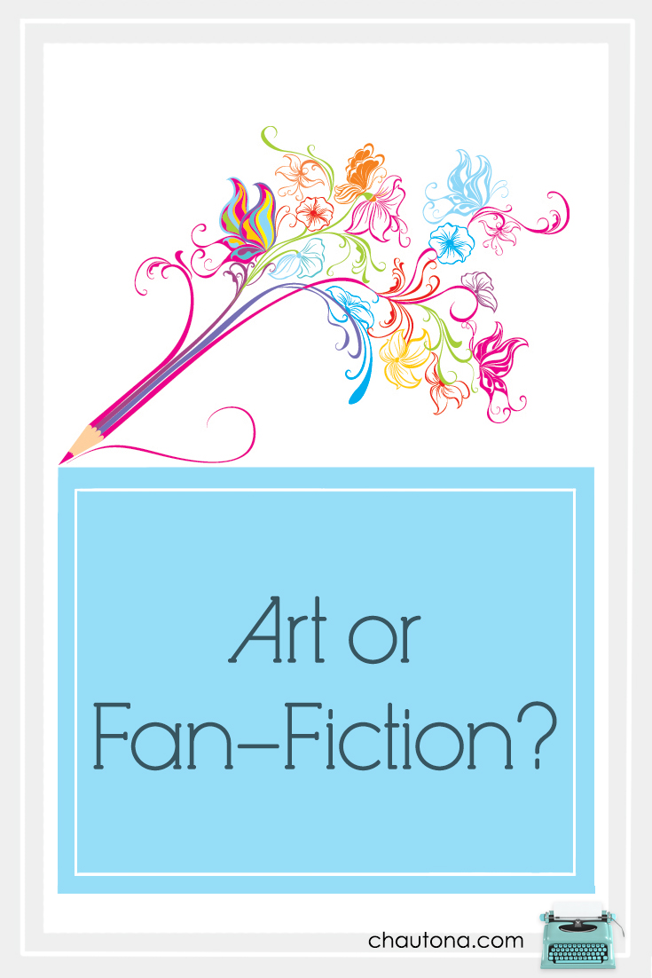 art or fan fiction