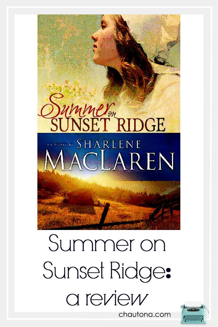 summer at sunset ridge review