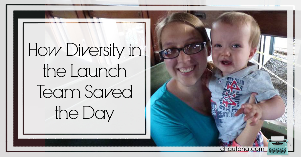 How Diversity in the Launch Team Saved the Day