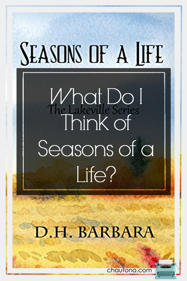 Enter the fictional world of Lakeville in Seasons of a Life & meet the interesting and realistic characters, especially Sammie & Rob, hidden within the pages.