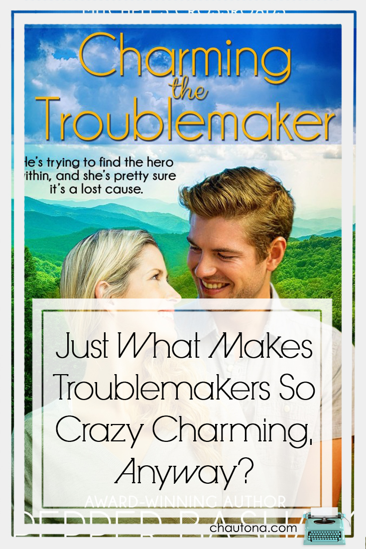 Sometimes reading a book is something you look forward to and dread at the same time. Charming the Troublemaker was definitely both.