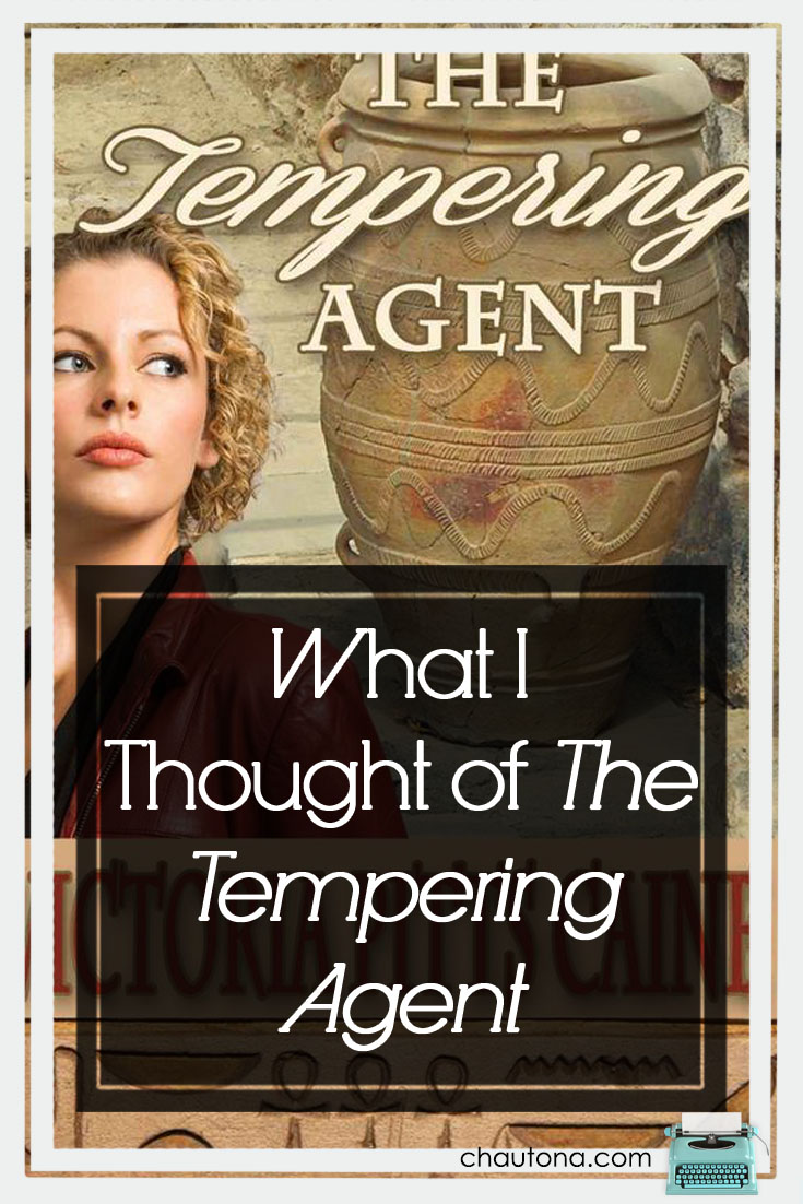 You never know what you're going to find when you try a new author, but with an intriguing synopsis, I had to request a chance to read The Tempering Agent!