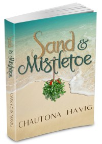 Sand & Mistletoe: A Christmas Novel