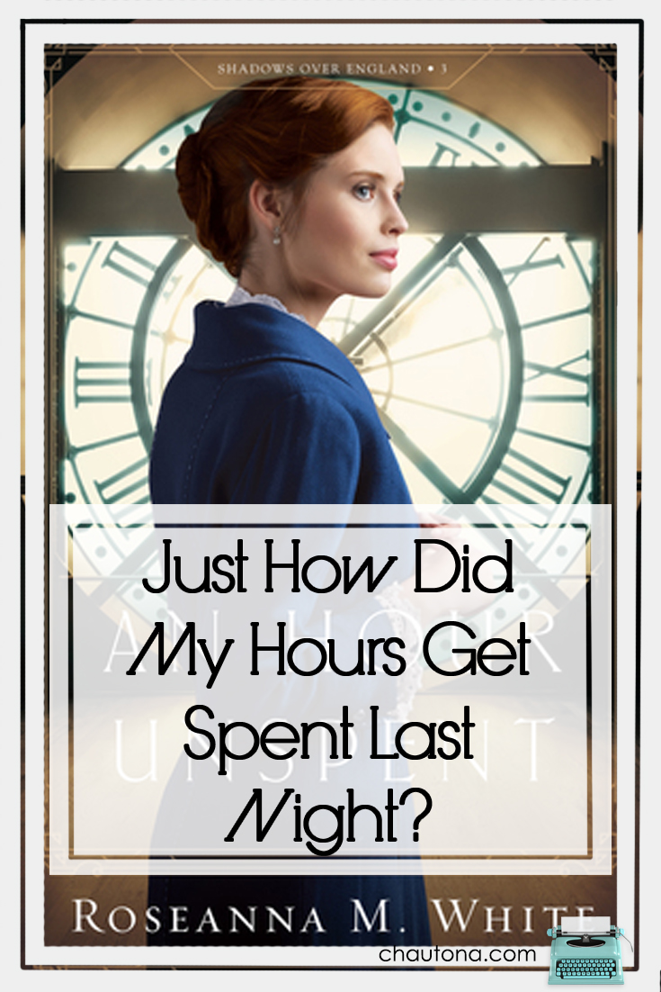 Just How Did My Hours Get Spent Last Night?
