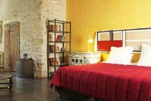 Tête de lit Mondrian par chaux room