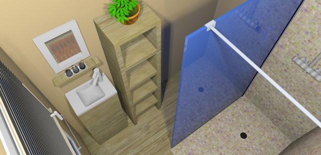 Modélisation 3D Chaux room