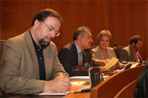 Grupo Parlamentario de CHA en las Cortes de Aragón