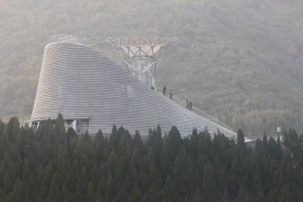 Templo dos Monges Voadores