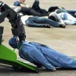 Um robô projetado para coletar matéria orgânica pode ser uma ameaça?