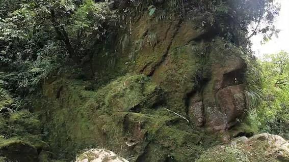 Esta característica geológica massiva é o trabalho de nossos ancestrais